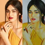 Actress Adah Sharma HD Photos (30)