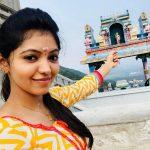 Actress Athulya Ravi  2017HD Photos &  Photoshoot Gallery (6)