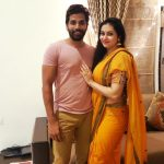 Actress Namitha with Husband Photos  (1)