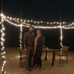 Actress Namitha with Husband Photos  (2)