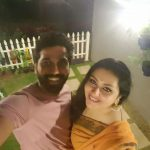 Actress Namitha with Husband Photos  (4)
