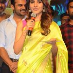 Actress Samantha 2017 Latest Photos (11)