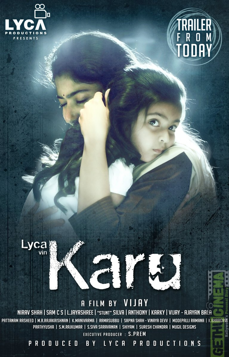 Karu Movie First Look Posters (2)