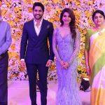 Samantha & Naga Chaitanya's Reception HD Photos (14)