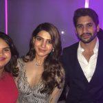 Samantha & Naga Chaitanya's Reception HD Photos (25)