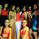 Snehan with Dancers (2)