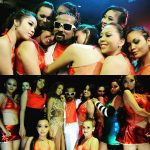 Snehan with Dancers (5)