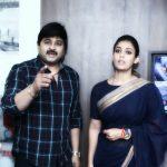 nayanthara at chennai theatres  (12)