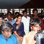nayanthara at chennai theatres  (18)