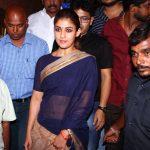 nayanthara at chennai theatres  (2)