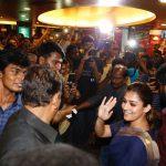 nayanthara at chennai theatres  (4)