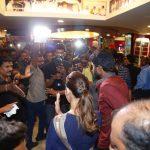 nayanthara at chennai theatres  (5)