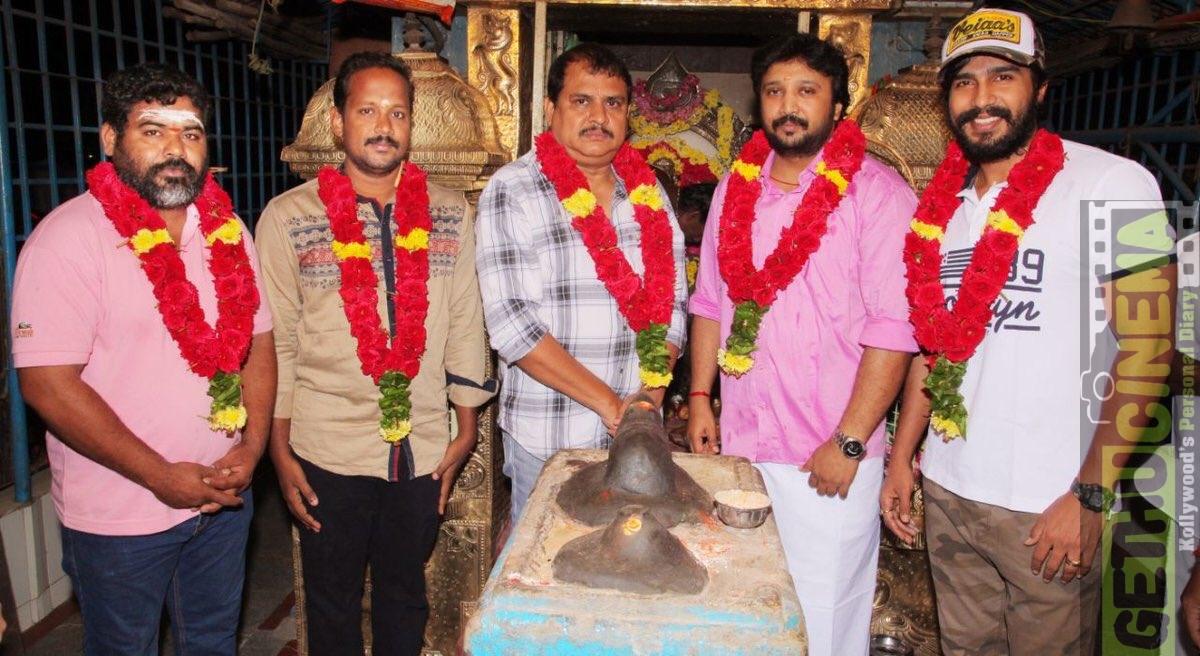 nivetha pethuraj ezhil vishnu vishal movie (2)