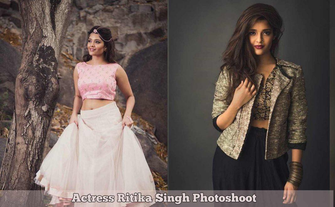 Ritika Singh Photoshoot