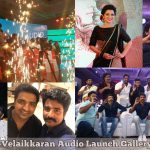 Velaikkaran Audio Launch Gallery