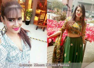Actress Meera Mitun Photos