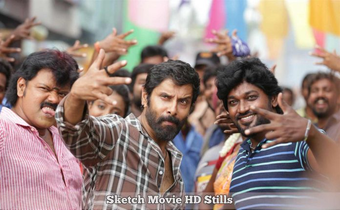 Sketch Movie Latest HD Stills