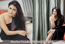 Shalini Pandey Photoshoot Stills