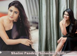 Shalini Pandey Photoshoot Stills