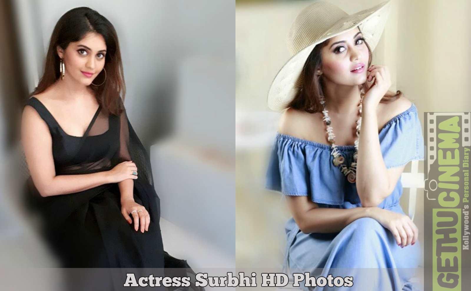 actress surbhi hd photos gallery - gethu cinema
