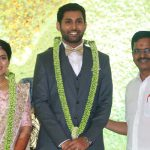 Aadhav Kannadhasan Reception Photos (4)