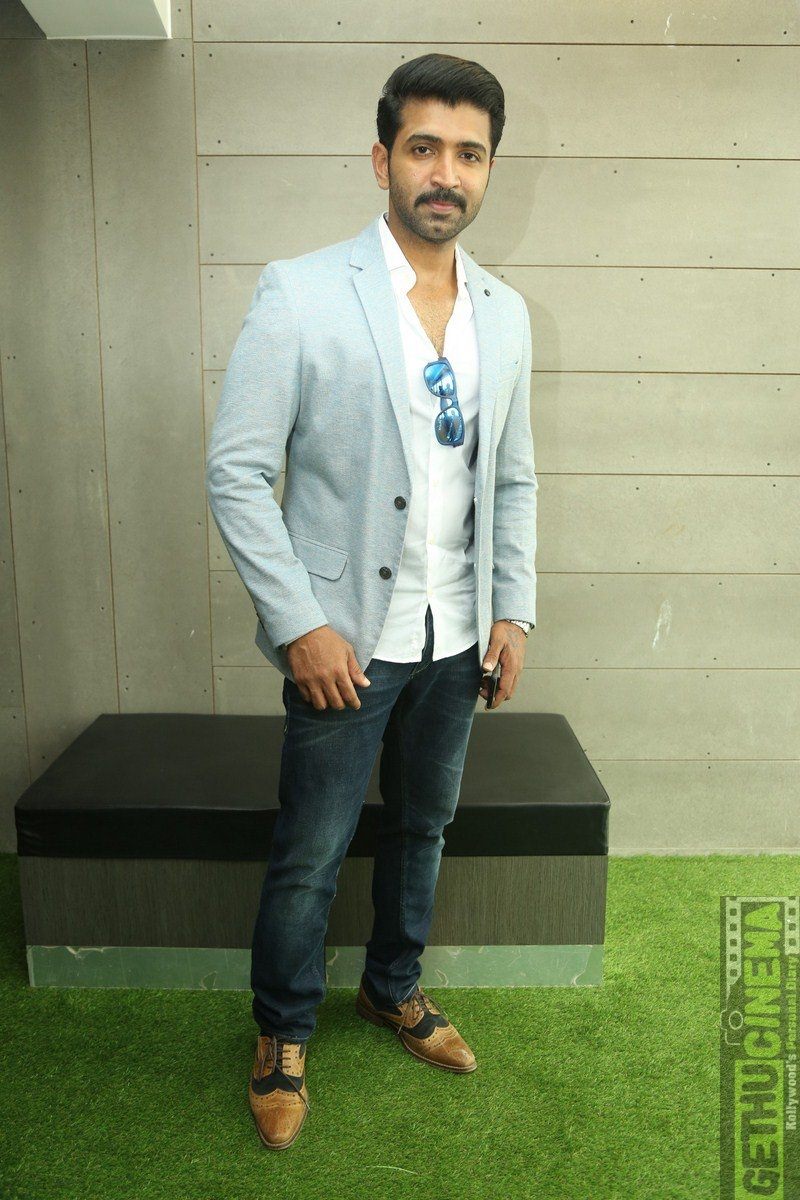 Actor Arun Vijay Latest Photos - Gethu Cinema