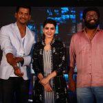 Irumbu Thirai teaser launch Photos (2)