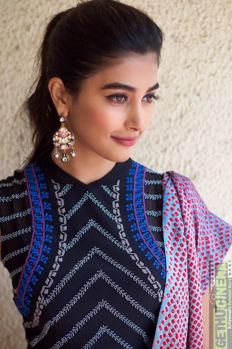 Actress Pooja Hegde 2017 Recent Photos - Gethu Cinema