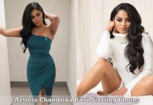 Actress Chandrika Ravi Sizzling Photos