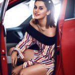 Glamorous Photos of Taapsee Pannu in 2017  (6)