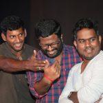 Irumbuthirai Audio Launch Photos  (9)