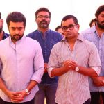 Suriya 36 Movie Poojai Photos (10)