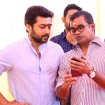 Suriya 36 Movie Poojai Photos (3)