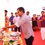 Suriya 36 Movie Poojai Photos (4)