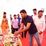 Suriya 36 Movie Poojai Photos (5)
