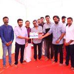 Suriya 36 Movie Poojai Photos (7)