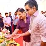 Suriya 36 Movie Poojai Photos (9)