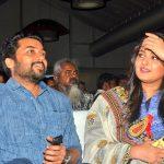 bhaagamathie audio launch stills anushka suriya naasser thaman  (11)
