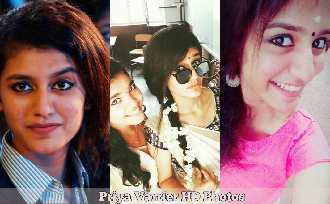Priya Varrier Photos