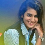 Priya P Varrier HD Photos (2)