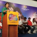 Yenda Thalaiyila Yenna Vekkala Press Meet Photos (13)