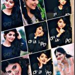 Athulya Ravi Collage Photos