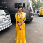 Athulya Ravi ad in Chennai Silks photos