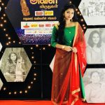Athulya Ravi award function photos