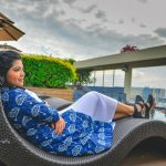 Athulya Ravi sleep photos