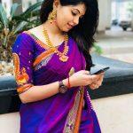 Athulya Ravi traditional photos