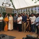 Karthi17 Pooja photos