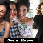 1. Seerat Kapoor, Collage