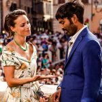 1The Extraordinary Journey of the Fakir, Dhanush, forign Girl