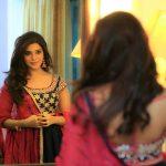Aathmika, mirror, double images